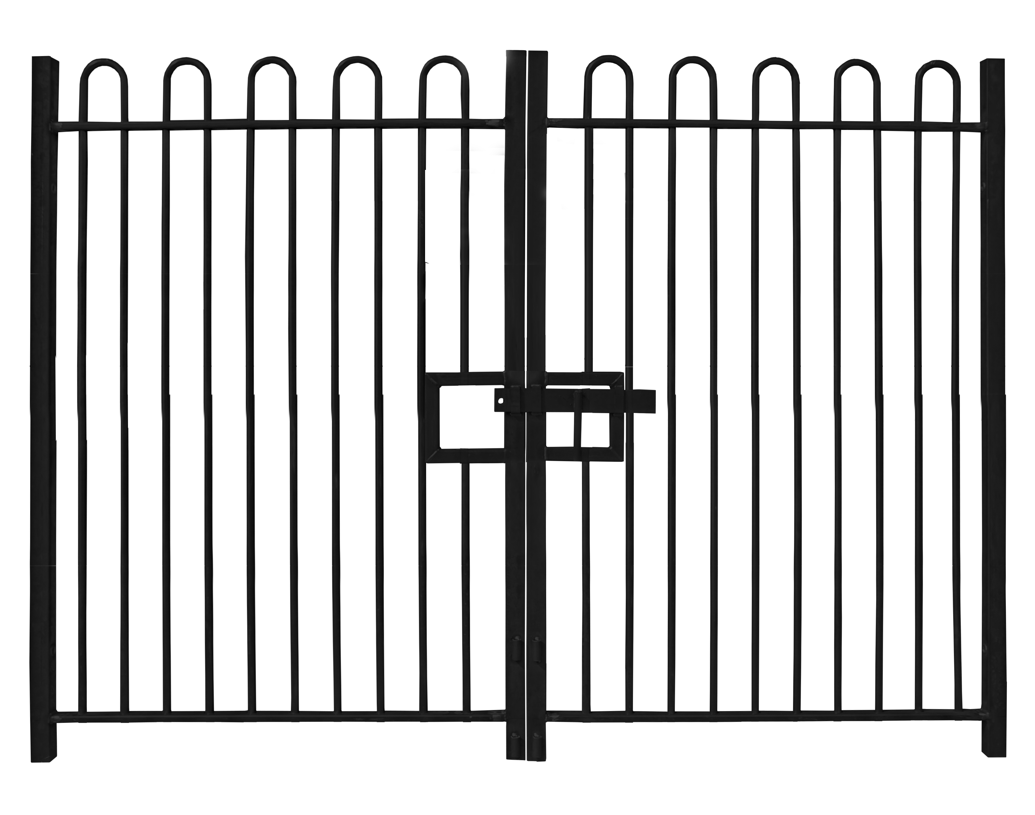 Standard Bow Top Gates