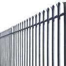 2.1m High Palisade Security Fencing