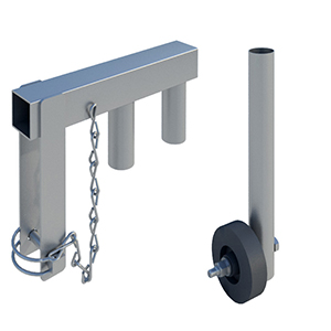 Panel to Gate Conversion Accessories