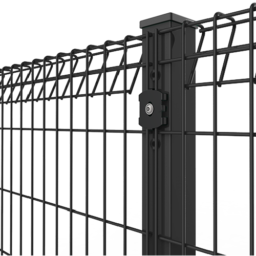 Safe Top Mesh Fencing