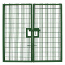 2.4m High Twin Mesh Gates