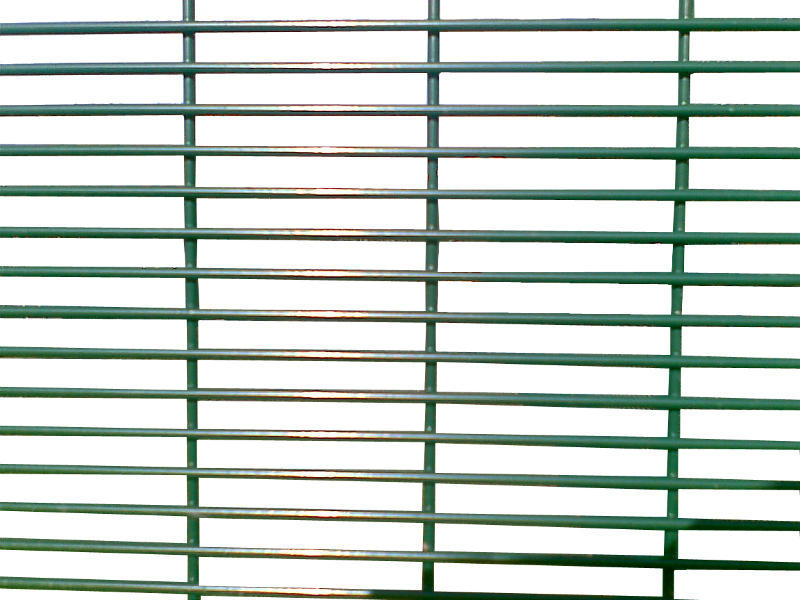 2.4m High 358 Prison Mesh Fencing | Mesh Fencing Panels | Mesh Fencing