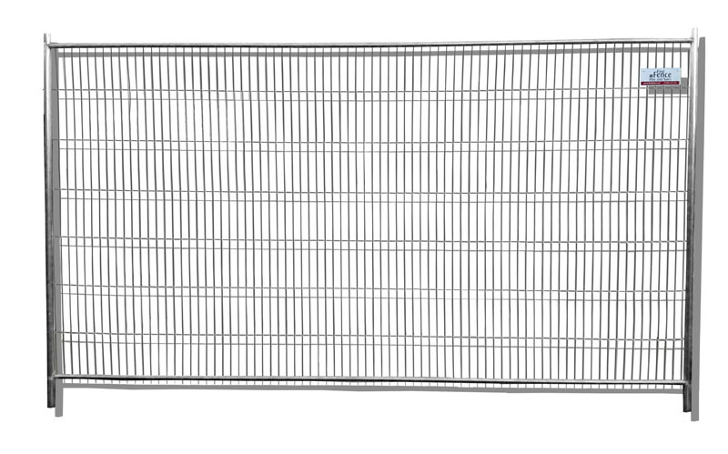 Heavy Duty Square Top Panel | Temporary Fencing