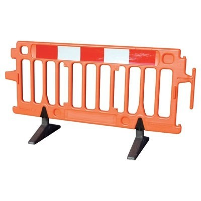 2.0m Avalon Plastic Pedestrian Barrier