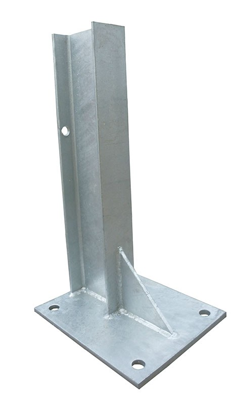 Bolt Down RSJ Post | Armco Steel Posts | Armco Crash Barriers