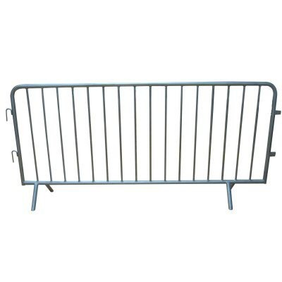 Fixed Leg Crowd Control Barrier 2.3m