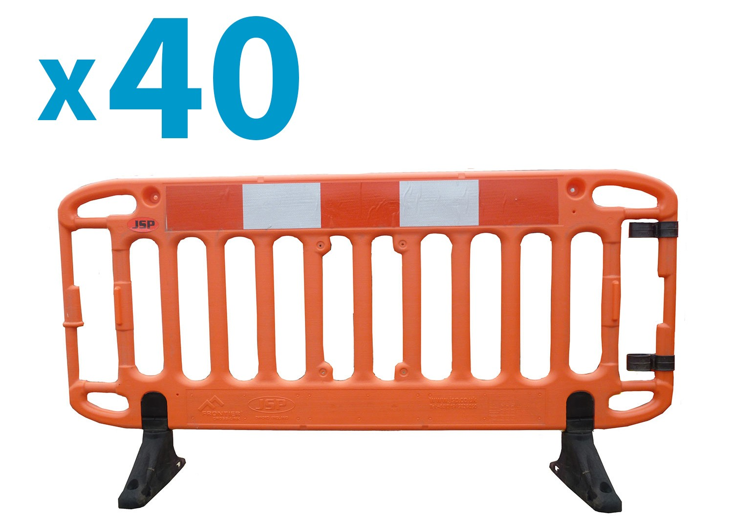 Frontier Barrier - Pallet of 40
