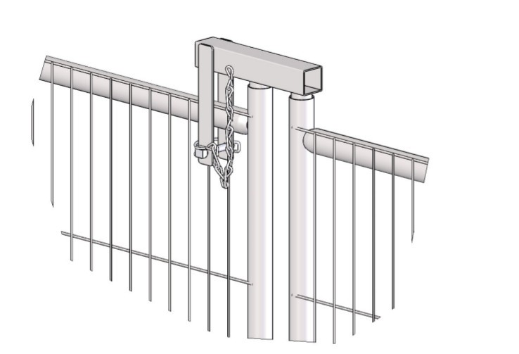 Temporary-Fencing-Gate-Hinge