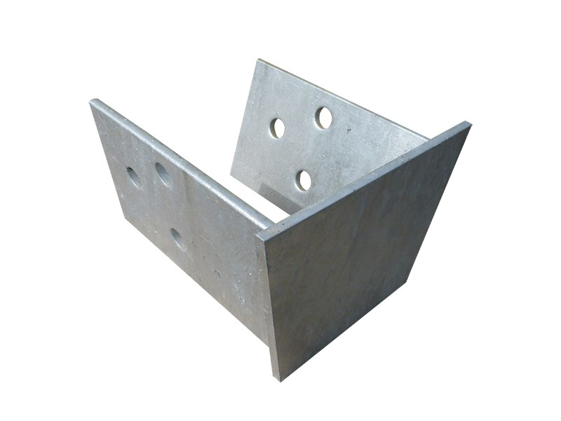 Open Box End Plate