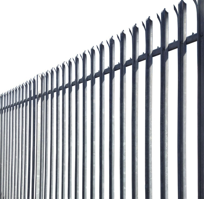 Heavy Duty Palisade Fencing Stock Clearance 1.8m High
