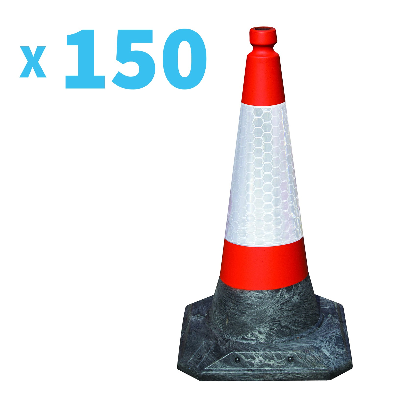 Road Hog 750mm High Road Cone - Pallet of 125