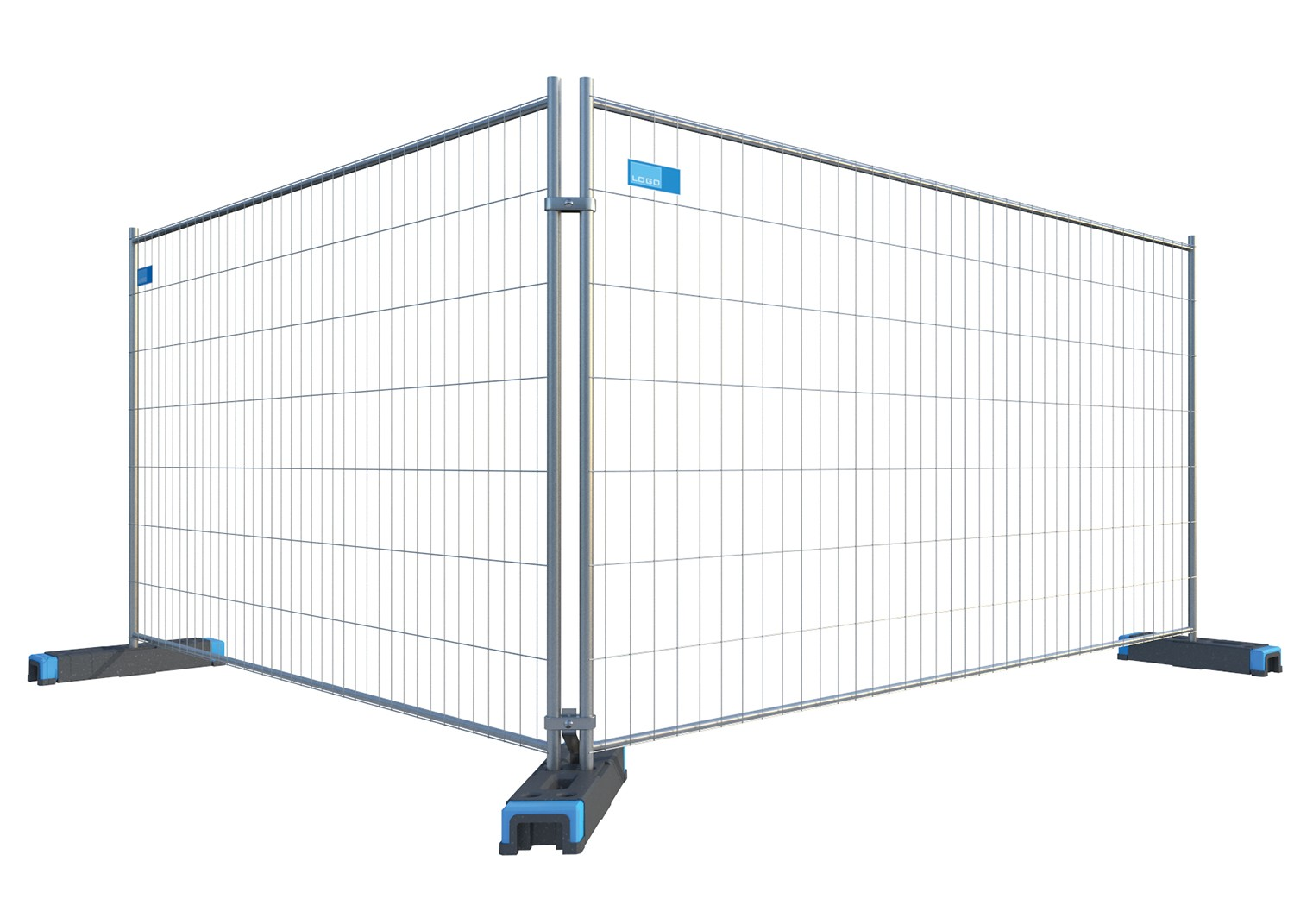 Standard temporary fencing panel baanklon Image collections