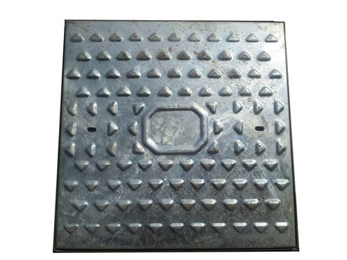 10 Tonne Steel Manhole Cover 600 x 600