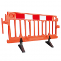 Avalon Plastic Pedestrian Barrier 2m