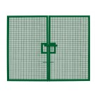 358 Prison Mesh Double Leaf Gate