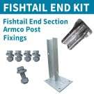 Fishtail End Kit