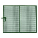 Prison Mesh Single Leaf Gate
