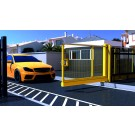 FF9100 Lightweight Automatic Sliding Gate