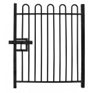 Standard Bow Top Railing Gate