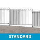 Standard Bow Top Railings