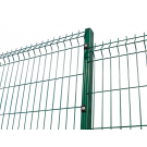 2.0m High 'V' Mesh Security Fencing