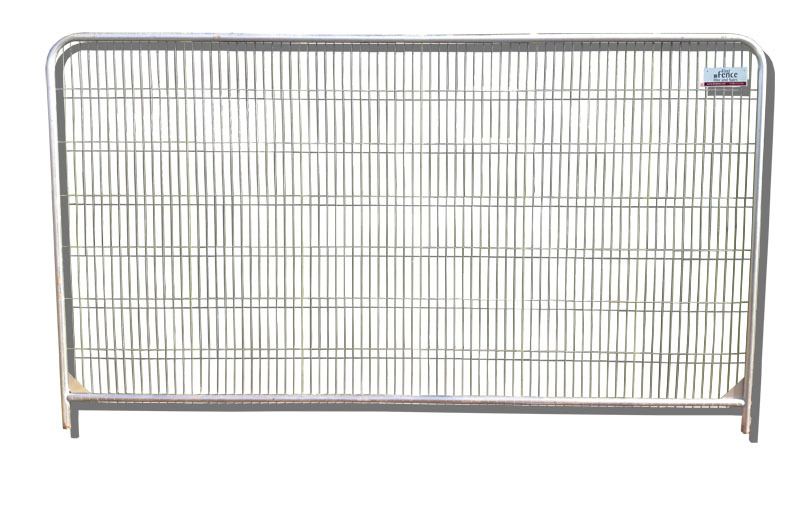 Heavy Duty Roaund Top Panel | Temporary Fencing