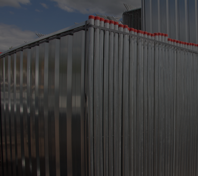 Palisade Security Fencing Range