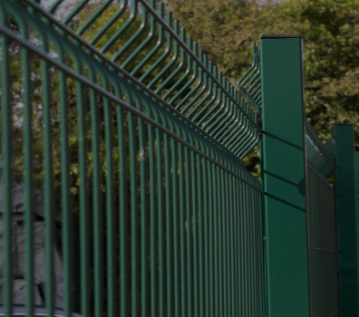 Mesh Security Fencing Range