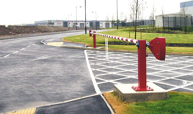 Manual Security Gates and Barriers