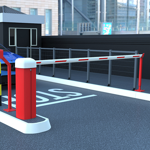 Automatic Raise Arm Barriers