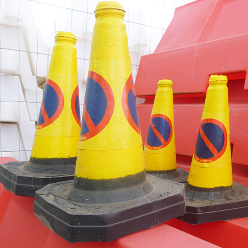 Road Cones - Traffic Management